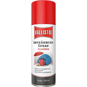 Imprägnierspray, Pluvonin, 200 ml, schmutzabweisend BALLISTOL 25000