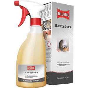 Harzlöser, 600 ml, Pumspray BALLISTOL 25420