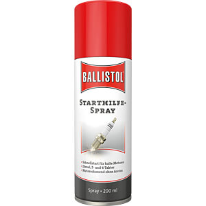 Starterspray, Startwunder, 200 ml BALLISTOL 25500