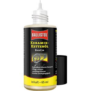 Keramik-Kettenöl, 65 ml, Flasche BALLISTOL 28050