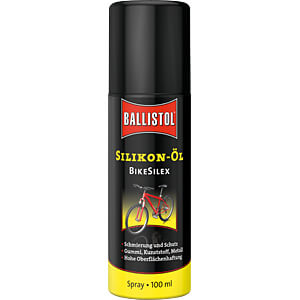 Silikonspray, BikeSilex, 100 ml BALLISTOL 28080