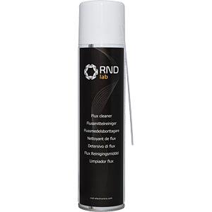 Leiterplattenreiniger, 400 ml, Reiniger und Flussmittelentferner RND LAB RND 605-00128