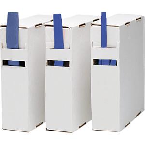 Schrumpfschlauch-Box, 2:1, 3,5 - 1,5 mm, blue, 15 m RND COMPONENTS RND 465-00253