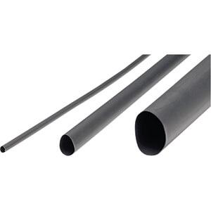 Schrumpfschläuche, 2:1, 19 - 9 mm, schwarz, 5 m RND COMPONENTS RND 465-00306