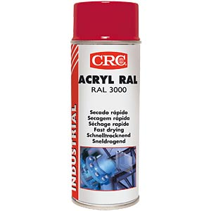ACRYLIC RAL — flame red, 400 ml CRC-KONTAKTCHEMIE 11678