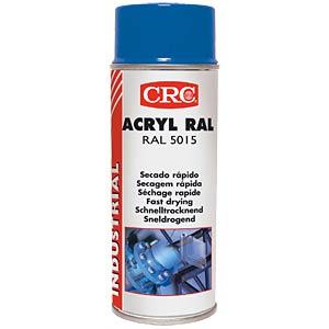 Schutzlack, Acryl RAL 5015, 400 ml, Spraydose, blau CRC-KONTAKTCHEMIE 30476