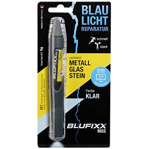 BLUFIXX MGS Metal Glass Stone clear BLUFIXX CK000002-001
