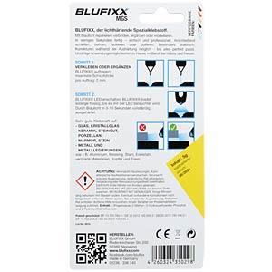BLUFIXX MGS Refill Cartridge clear BLUFIXX CK000003-001