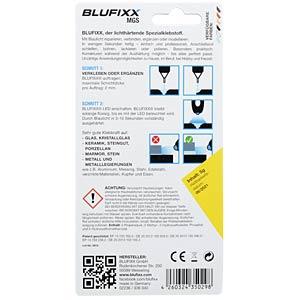 BLUFIXX MGS Refill Cartridge light brown BLUFIXX CK000003-004
