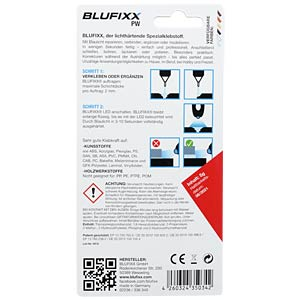 BLUFIXX PW Plastics & Wood clear BLUFIXX CK000004-001