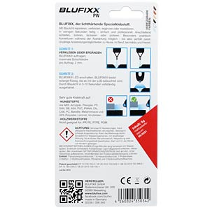 BLUFIXX PW Refill Cartridge light brown BLUFIXX CK000005-004