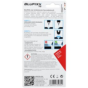 BLUFIXX PW Refill Cartridge red brown BLUFIXX CK000005-005