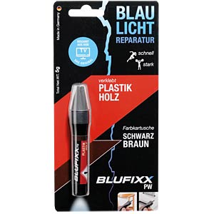 BLUFIXX PW Refill Cartridge dark brown BLUFIXX CK000005-006