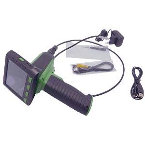 Endoskop-Kamera mit Funk-Monitor, Ø 5,5 mm TITAN TTS-S05-5.5
