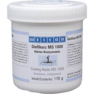 Epoxy resin, 1.0 Kg WEICON 10520010