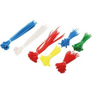 Kabelbinder Set 300 Stück LOGILINK KAB0017