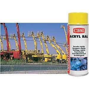 Schutzlack, Acryl RAL 1021, 400 ml, Spraydose, gelb CRC-KONTAKTCHEMIE 6355