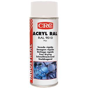 ACRYL RAL - Reinweiss, matt, 400 ml CRC-KONTAKTCHEMIE 31066