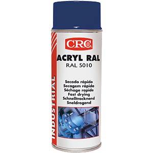 Schutzlack, Acryl RAL 5010, 400 ml, Spraydose, blau CRC-KONTAKTCHEMIE 31068