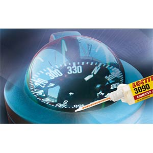 Loctite 3090 2-component adhesive for large gaps, 10 g LOCTITE 3090