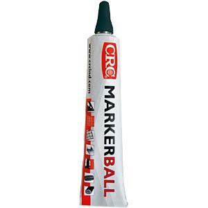 Markerball, Schwarz, Tubenmarkierer 50 ml CRC-KONTAKTCHEMIE 30159-001