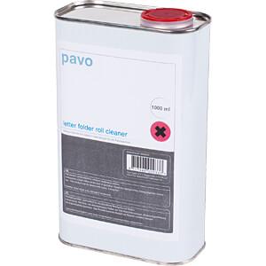 Reiniger, 1000 ml, für Rollen und Gumiwalzen PAVO 8000333