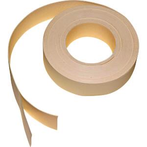 Kraftband, nicht aushärtend, Superdicht, 5 m x 19 mm, weiß RONA 81097