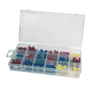 Assortment box with 300 cable lugs FREI