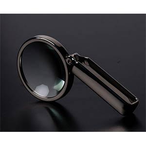 Leselupe, Ø 50 mm Echtglaslinse, 6-fach KASPER & RICHTER 423120