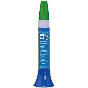 Schraubensicherung, Lack, grün, 30 ml WEICON 30022030