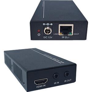 HDMI Extender, 4k2K, UHD, 70 m SHIVERPEAKS SP05-01023