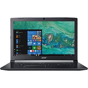 Laptop, Aspire A517-51G-582X, Windows 10 Home ACER NX.GSXEG.001