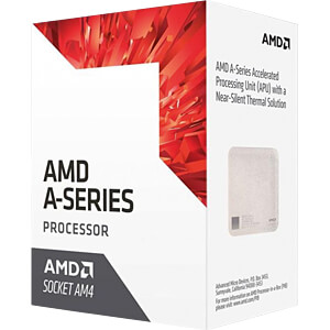 AMD AM4 A10-9700, 4x 3.50GHz, boxed AMD AD9700AGABBOX