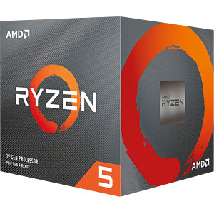 AMD R5-3600XT - AMD AM4 Ryzen 5 3600XT