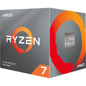 AMD R7-3700X - AMD AM4 Ryzen 7 3700X