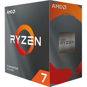 AMD R7-3800XT - AMD AM4 Ryzen 7 3800XT