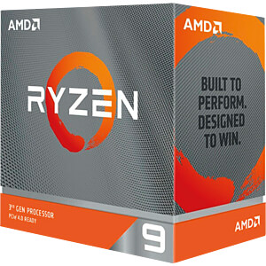 AMD R9-3900XT - AMD AM4 Ryzen 9 3900XT