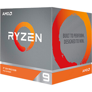AMD R9-3900X - AMD AM4 Ryzen 9 3900X