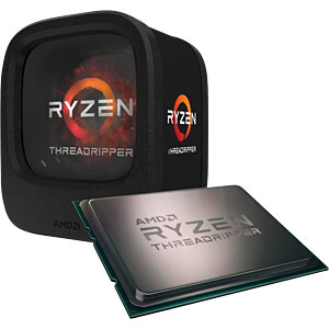 AMD TR4 Ryzen Threadripper 1950X, boxed AMD YD195XA8AEWOF