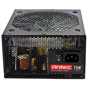 ANTEC Netzteil HCG750M ANTEC 0-761345-06222-0