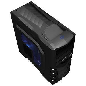 Antec Midi-Tower GX505 Window Blue ANTEC 0-761345-15505-2
