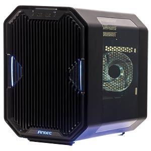 Antec Mini-ITX Cube EK Black ANTEC 0-761345-15910-4