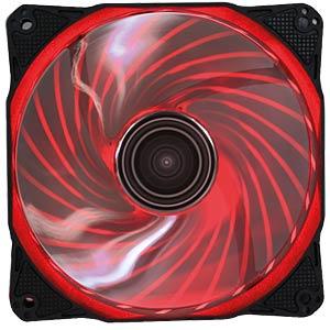 Antec Rainbow 120 Gehäuselüfter, 120 mm, RGB LED ANTEC 0-761345-73017