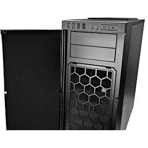 Antec Midi-Tower P100 Black ANTEC 0761345-81100-2