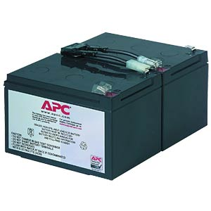 RBC6 - original APC replacement battery APC RBC6