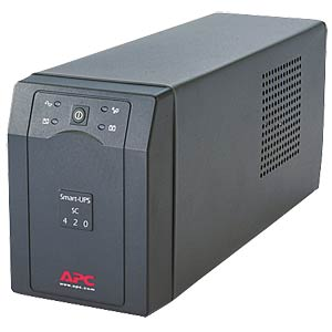 APC Smart-UPS SC 420 VA 230 V If service is required, please con APC SC420I USV