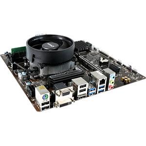 Tuning-Kit AMD Ryzen 3 2200G, 4x 3.50GHz 8GB MSI 102687