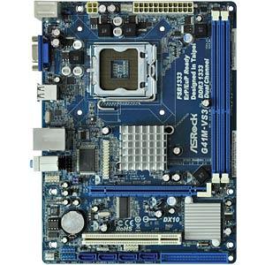 ASRock G41M-VS3 R2.0 (775) ASROCK 90-MXGI40-A0UAYZ