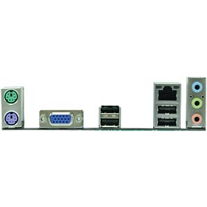 ASRock mainboard socket 775 ASROCK 90-MXGI40-A0UAYZ