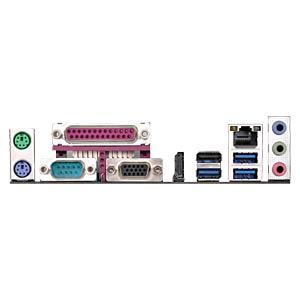 Mini-ITX Mainboard mit Intel Celeron J3455 ASROCK 90-MXB120-A0UAYZ